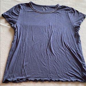 AE Lettuce Hem T-Shirt